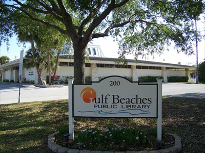 Gulf Beaches Public Library Plans on Change