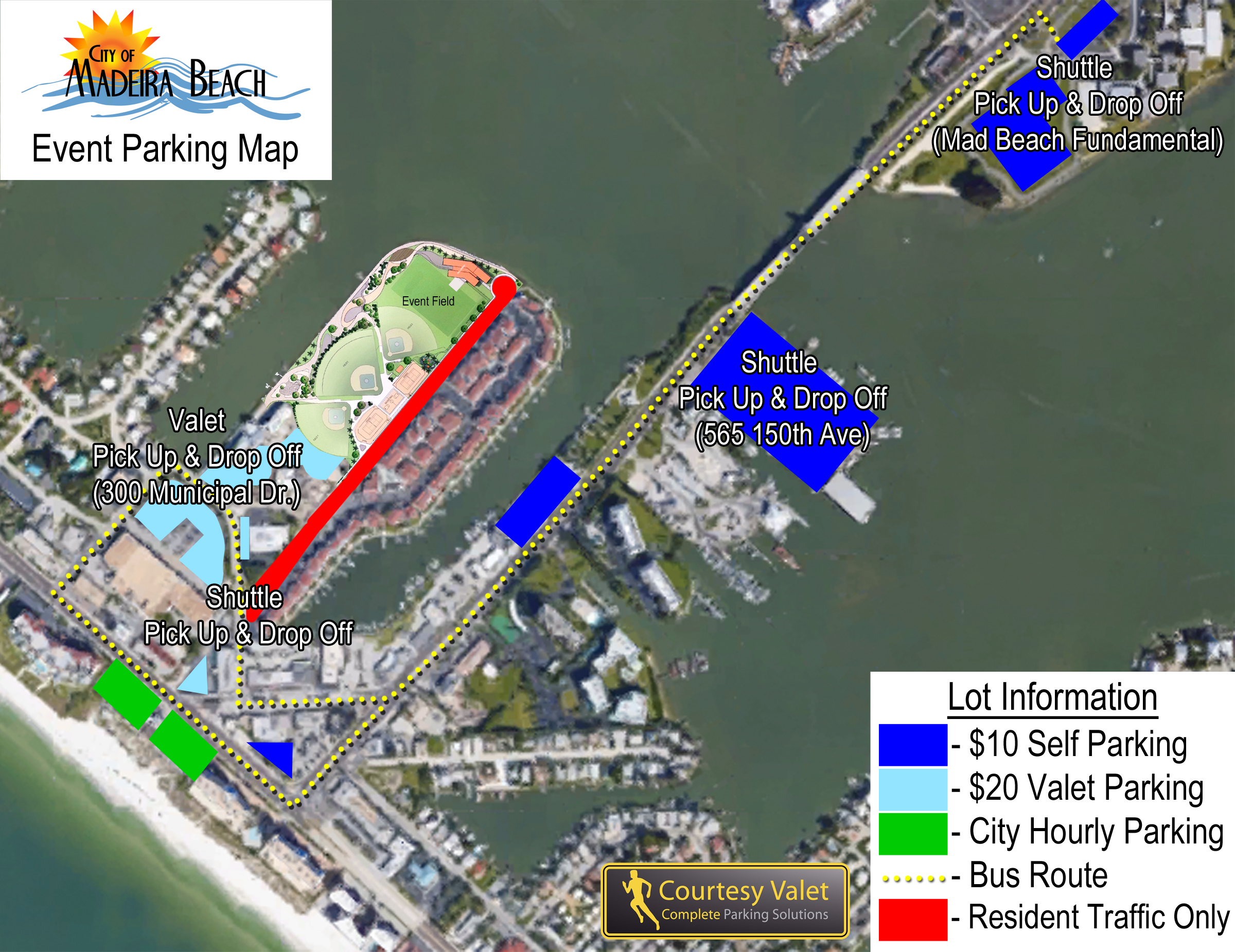 Spring Break Festival In Mad Beach Events