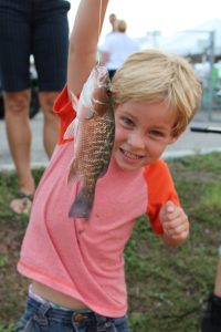 Old Salt Kids Fishing Rodeo