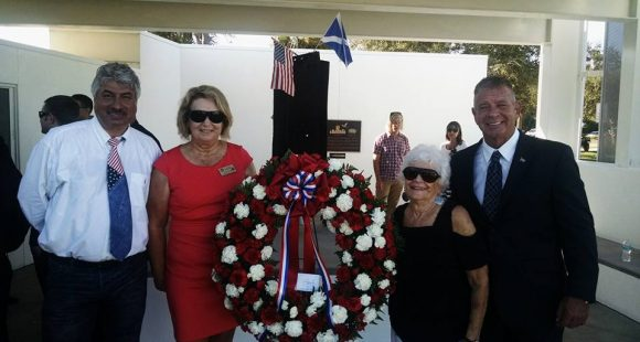 911 Memorial Service at Causeway Park