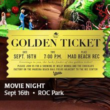 Movie Night Madeira Beach