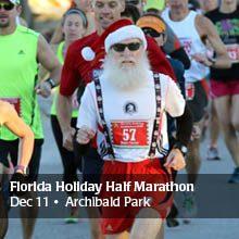 Florida Holiday Half Marathon
