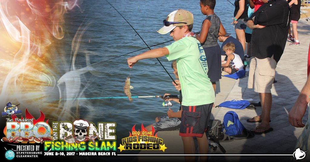 Old Salt Kids Fishing Rodeo | Mad Beach Events | Madeira ...
