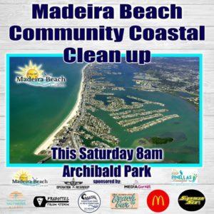 Coastal Cleanup - Archibald Park @ Archibald Beach Park