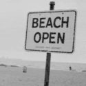 BEACHES ARE OPEN….